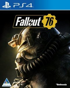 Fallout 76 PS4 PSN Mídia Digital