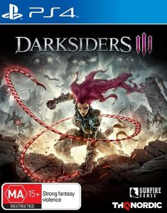Darksiders III PS4 PSN Mídia Digital