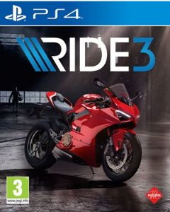 RIDE 3 PS4 PSN Mídia Digital