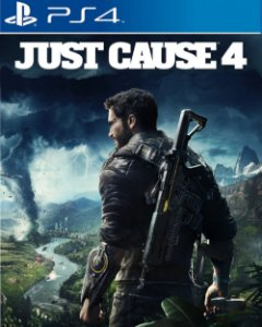 Just Cause 4 PS4 PSN Mídia Digital