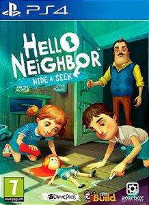 Hello Neighbor Hide and Seek  PS4 PSN Mídia Digital