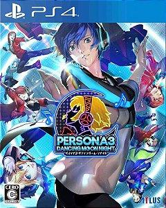 Persona 3 Dancing in Moonlight PS4 PSN Mídia Digital