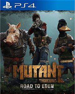 Mutant Year Zero: Road to Eden  PS4 PSN Mídia Digital
