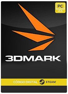 3DMark  Steam CD Key Pc Steam Código De Resgate Digital