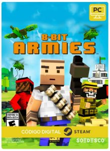 8-Bit Armies Steam CD Key Pc Steam Código De Resgate Digital