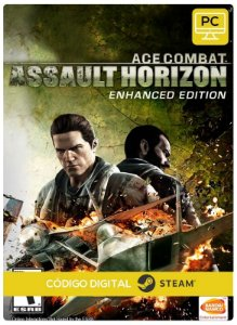 Ace Combat Assault Horizon Enhanced Edition Steam CD Key Pc Steam Código De Resgate Digital