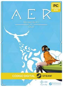 AER Memories of Old Steam CD Key Pc Steam Código De Resgate Digital