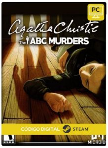 Agatha Christie - The ABC Murders  Steam CD Key Pc Steam Código De Resgate Digital