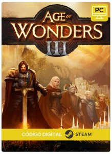 Age of Wonders III   Steam CD Key Pc Steam Código De Resgate Digital