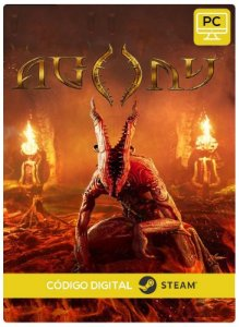 Agony  Steam CD Key Pc Steam Código De Resgate Digital