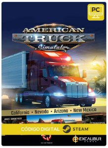 American Truck Simulator  Steam CD Key Pc Código De Resgate Digital