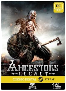 Ancestors Legacy Steam pc Código De Resgate Digital