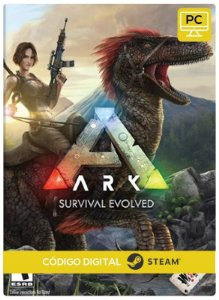 Ark: Survival Evolved  Steam pc Código De Resgate Digital
