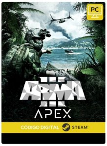 Arma 3 - Apex DLC  Steam pc Código De Resgate Digital