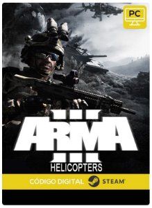 Arma 3 - DLC Helicopters  Steam pc Código De Resgate Digital