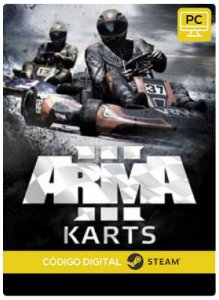 Arma 3 - Karts  Steam pc Código De Resgate Digital