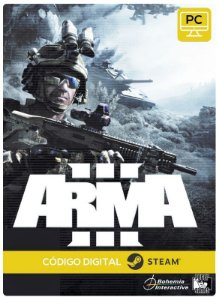 Arma 3 Steam pc Código De Resgate Digital