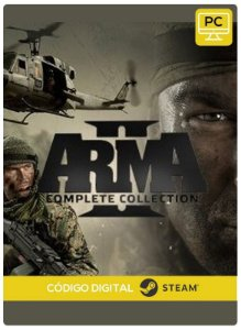 Arma II: Complete Collection  Steam pc Código De Resgate Digital