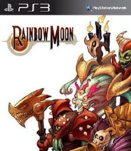 Rainbow Moon  PS3 PSN Mídia Digital