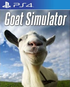 Goat Simulator PS4 PSN Mídia Digital