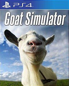 Goat Simulator PS4 PSN Mídia Digital