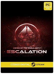 Ashes of the Singularity: Escalation Steam pc Código De Resgate Digital
