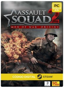 Assault Squad 2: Men of War Origins Steam pc Código De Resgate Digital