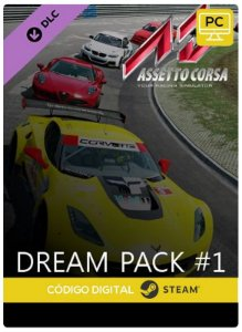 Assetto Corsa - Dream Pack 1 DLC  pc Código De Resgate Digital