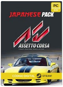 Assetto corsa - Japanese Pack DLC  pc Código De Resgate Digital