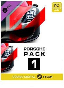 Assetto Corsa - Porsche Pack 1 DLC  pc Código De Resgate Digital