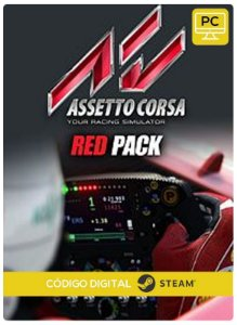 Assetto Corsa - Red Pack DLC Pack DLC  pc Código De Resgate Digital