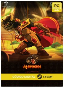 Aurion: Legacy of the Kori-Odan Steam CD key PC Código De Resgate Digital