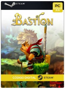 Bastion  Steam CD key PC Código De Resgate Digital