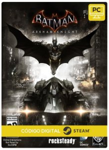 Batman Arkham Knight Steam CD key PC Código De Resgate Digital