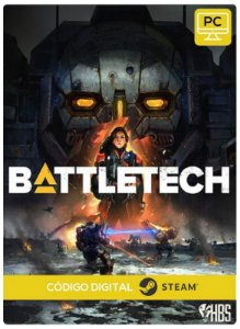 BATTLETECH Steam CD key PC Código De Resgate Digital