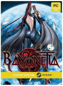 Bayonetta  Steam CD key PC Código De Resgate Digital