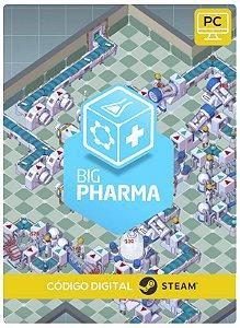 Big Pharma Steam CD key PC Código De Resgate Digital