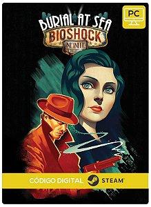 BioShock Infinite Burial at Sea Episode 2 Steam CD key PC Código De Resgate Digital