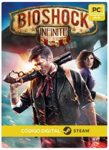 BioShock Infinite Steam CD key PC Código De Resgate Digital