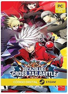 BlazBlue Cross Tag Battle  Steam CD key PC Código De Resgate Digital