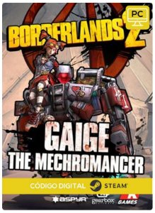 Borderlands 2 Mechromancer Pack DLC  Steam CD key PC Código De Resgate Digital