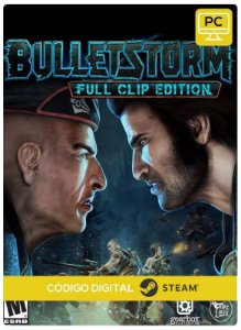 Bulletstorm Full Clip Edition  Steam CD key PC Código De Resgate Digital