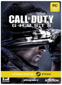Call of Duty: Ghosts   PC Steam Código de Resgate digital