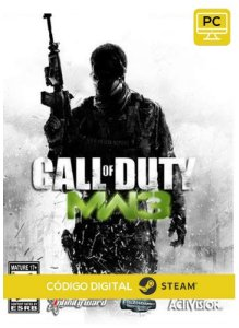Call of Duty Modern Warfare 3 PC Steam Código de Resgate digital