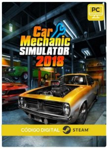 Car Mechanic Simulator 2018   PC Steam Código de Resgate digital