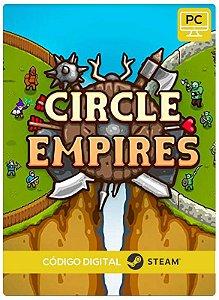 Circle Empires Steam Código de Resgate digital