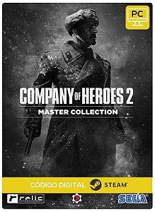 Company of Heroes 2 Master Collection Steam Código de Resgate digital