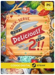 Cook, Serve, Delicious! 2!! Steam Código de Resgate digital