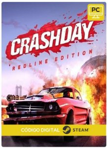 Crashday Redline Edition PC cd key Steam Código de Resgate digital