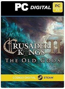 Crusader Kings II - The Old Gods DLC PC cd-key Steam Código de Resgate digital